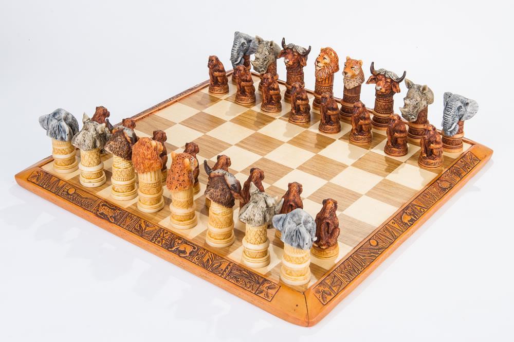 Kumbula Unique Themed Chess Sets Muldersdrift Cylex