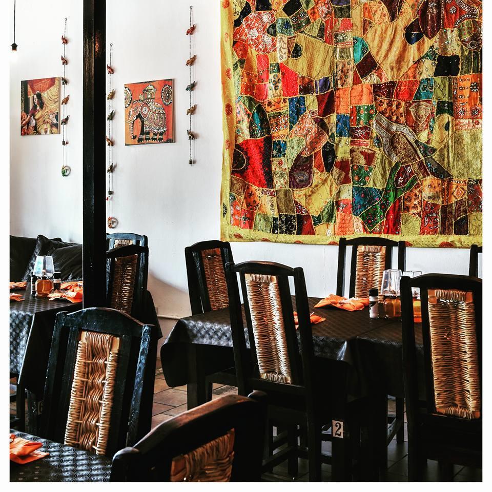 Indique Indian Restaurant Menu