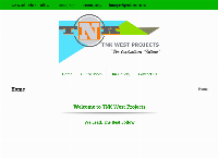 TNK WEST PROJECTS's website