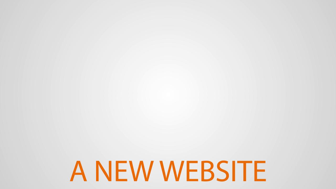 Website Launch Ad