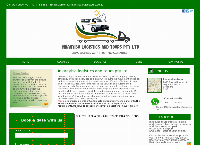 Inkanyiso Logistics and Tours's website