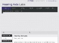 Hearing Aid SA's website