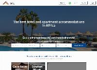 Hotel Africa's website